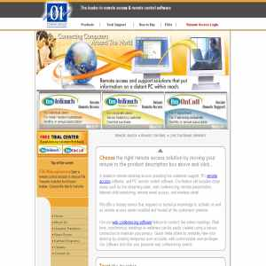 01 Communique Remote Access Software