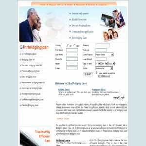 Personal bridging loan | Easy bridging loan | 24 Hr Bridging Loan