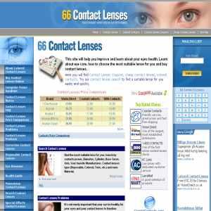 66 Contact Lenses