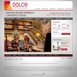 Dallas Conference Centers: American Airlines Training & Conference Center