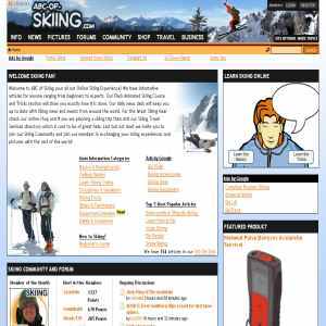 ABC of Skiing