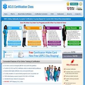 ACLS Certification Class