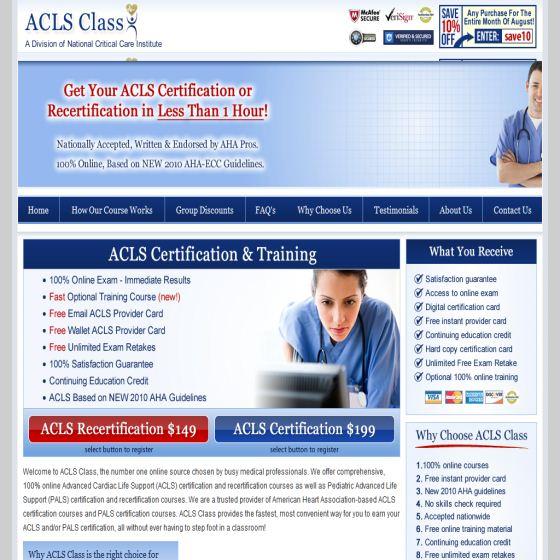 ACLS Class