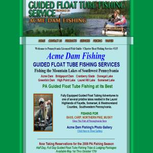 Acme Dam Fishing LLC.