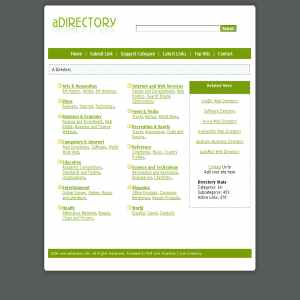 Directory at adirectory.info
