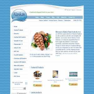 Alaskas Finest Seafoods