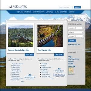 Alaska Tour Jobs