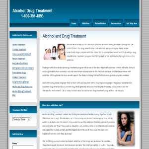 Alcohol Drug Treatment