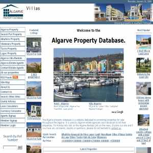 Algarve Property Database