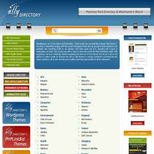 Online resource directory of family-friendly and spam-free websites ...