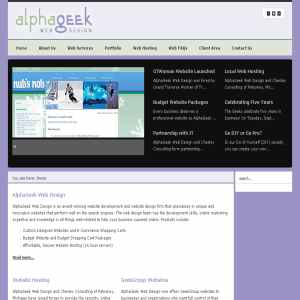 AlphaGeek Web Design