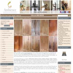 Wood Floors - UK