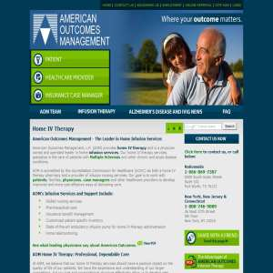 American Outcomes Home Infusion Services