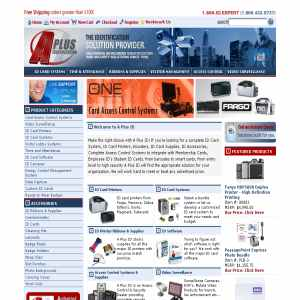 A Plus ID � Identification & Security Solutions