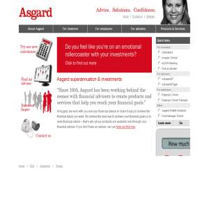 Asgard Superannuation Funds