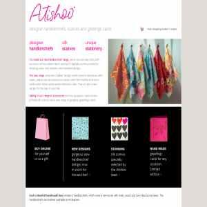 Unique designer handkerchiefs