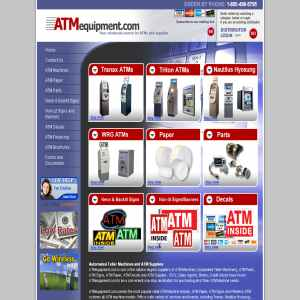 Automated Teller Machines & ATM supplies