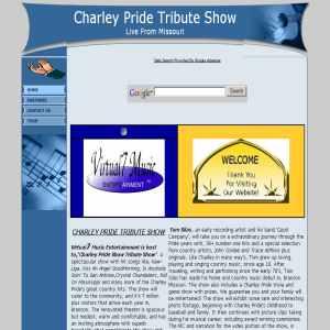 Branson Charley Pride Tribute Show