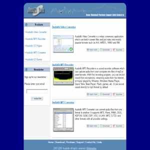 Audiolib MP3 Recorder