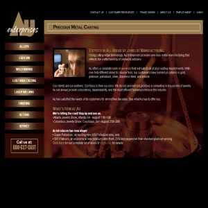 Au Enterprises - Precious Metal Casters
