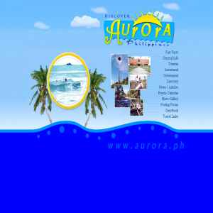 Philippines Tourism Adventure Travel Destination at Aurora.ph