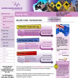 Australia Migrate Visas Ltd