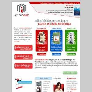 AuthorHouse.com - Publishing