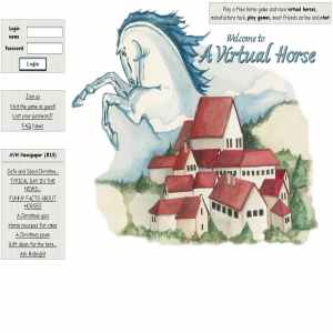 Cool horse sim game