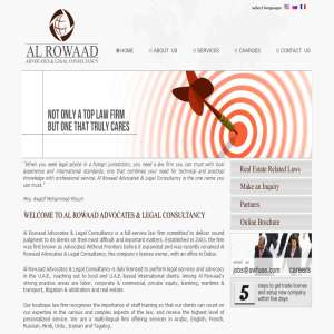 Al Rowaad Advocates & Legal Consultancy