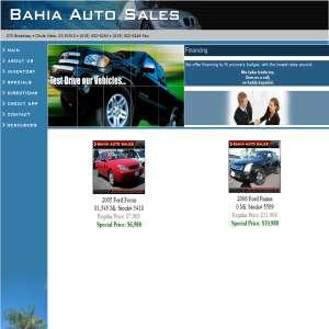 Bahia Auto Sales