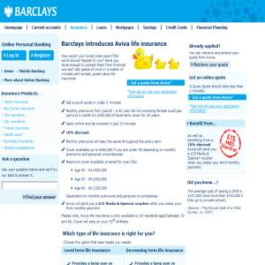 Life Insurance - Barclays