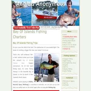 Bay Of Islands Fishing  - New Zealand