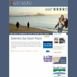Batemans Bay Beach Resort