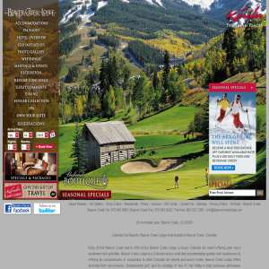 Colorado Ski Resorts: Beaver Creek Lodge