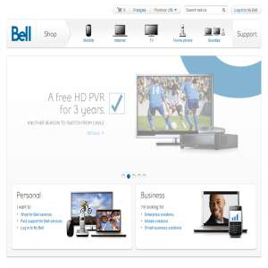 Wireless Internet - Bell.ca