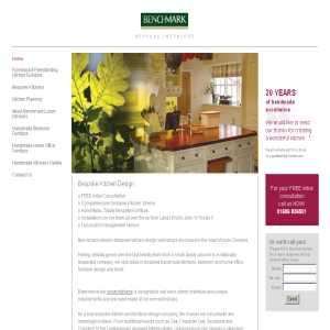 Benchmark Painted Kitchens & Bespoke Designer Kitchen Manufacturer