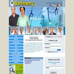 Betheny Ltd Uniforms & Protective wears