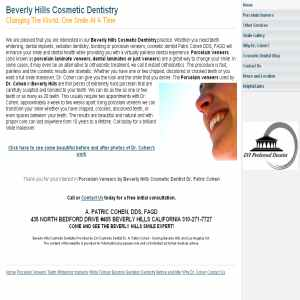 The Beverly Hills Smile Doctor