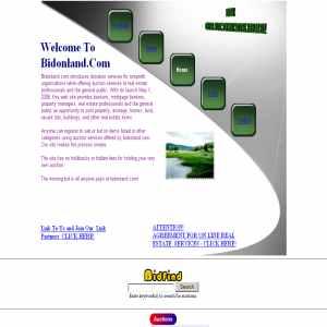 Bidonland Auction Services
