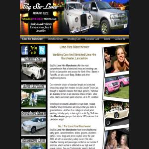 Manchester Limo Hire
