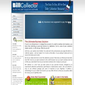 Credit card debt collection and skip tracing tools