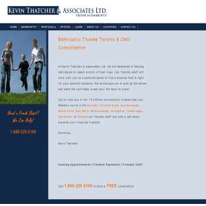 Kevin Thatcher & Associates Ltd. - Licensed Insolvency Trustee