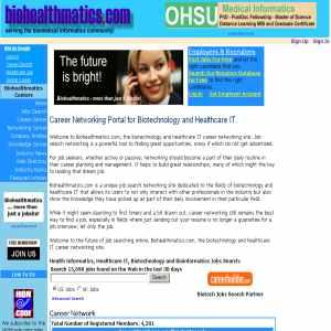 Health Informatics Jobs, Healthcare IT Jobs