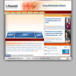 BioPassword Authentication Software