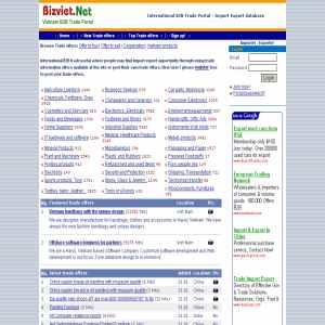 Vietnam B2B Marketplace
