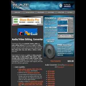 Audio & Video Editing | blazemp.com