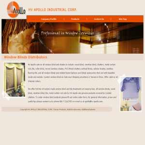 Quality Window Blind Products