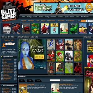Blitz Gamer - chat while playing arcades