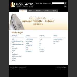 Commercial Lighting - LU35 MED Lights