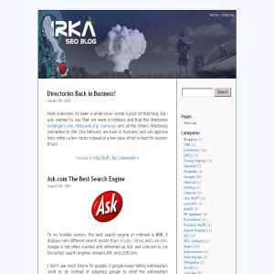 Irka Seo Blog